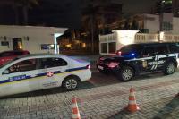 Coronavírus: Itajaí mantém reforço na fiscalização noturna a estabelecimentos comerciais