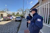 Município de Itajaí trabalha na recuperação de ruas e equipamentos públicos