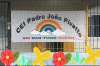 """Centro de Educação Infantil lança campanha """"Vai dar tudo certo"""""""