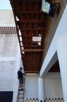 Força-tarefa da Educação recupera unidades de ensino atingidas por ciclone