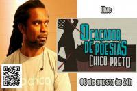 Músico de Itajaí fará live neste sábado (08)