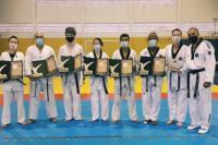 Taekwondo de Itajaí tem a primeira mulher graduada como mestre da modalidade