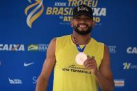 Itajaí conquista medalhas de bronze no Troféu Brasil Caixa de Atletismo 2020