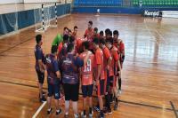 Handebol de Itajaí estreia com vitória na Liga Nacional 2020