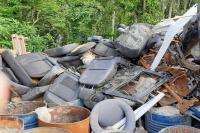 Sala de Situação de Combate à Dengue fiscaliza catadores de recicláveis