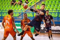 Handebol de Itajaí fica em quinto lugar na Liga Nacional 2020