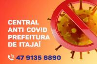 Itajaí lança Whatsapp com informações sobre o coronavírus