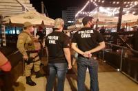 Fiscalização interdita oito estabelecimentos durante o Carnaval
