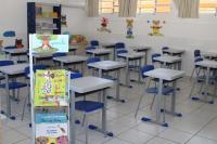 Itajaí reforça ações de combate e prevenção a Covid-19 nas unidades escolares
