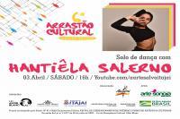 Arrastão Cultural On-Line reúne apresentações artísticas neste sábado