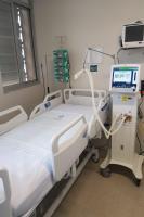 Hospital Marieta chega a 80 leitos de UTI para pacientes com Covid-19