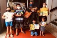 Biblioteca Pública de Itajaí realiza a Semana da Literatura Infantil