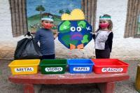 Unidades escolares de Itajaí realizam ações alusivas ao dia Mundial do Meio Ambiente