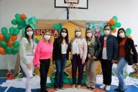Resultados da Escola da Inteligência são apresentados em unidade de ensino de Itajaí