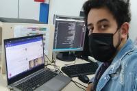 Instrutor de Informática desenvolve programa para facilitar o registro das atividades dos profissionais da área
