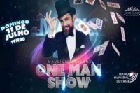 Teatro Municipal sedia show de mágico chileno neste domingo (11)