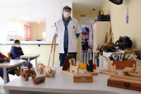 Alunos da Rede Municipal participam de projeto que alia educação ambiental e confecção de brinquedos