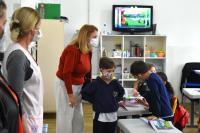 Escola da Inteligência em Itajaí é referência para outras cidades do Estado