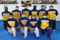 Itajaí participa da Copa Regional Sul 2021 de Taekwondo