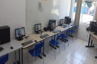 Educação inaugura três novos laboratórios de informática em unidades escolares do Município