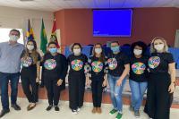 Itajaí promove capacitação sobre tratamento e diagnóstico precoce da sífilis