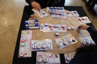 Espaço interativo movimenta II Simpósio Municipal de Alfabetização