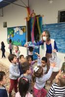 Ações alusivas ao Dia das Crianças movimentam unidades da Rede Municipal de Ensino