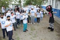 Agentes mirins de combate à dengue participarão de mutirão neste sábado (09)