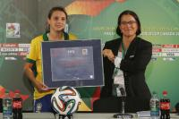 Jogadora de Itajaí se destaca no Mundial Sub-20