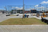 Revitaliza��o da Pra�a Alarico Souza Neves est� conclu�da