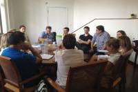 FAMAI promove segunda reuni�o sobre situa��o no Portal II