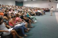 Educa��o re�ne diretores de unidades para in�cio do Ano Letivo