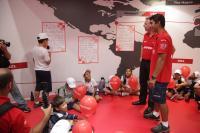 Espa�o MAPFRE recebe alunos da Escola B�sica Elias Adaime