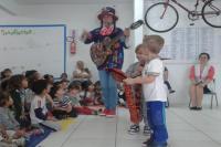 CEI Herc�lio Bento organiza programa��o especial para Semana da Crian�a