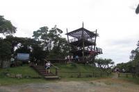 Alunos de Benedito Novo participam da Teia da Vida no Parque do Atalaia