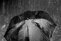 Previs�o de chuva forte nesta segunda-feira