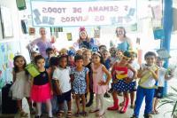CEI Omar Luis Macagnan promove 5� Semana de Todos os Livros