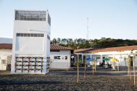 Primeira Escola Municipal de Campo da região é inaugurada em Itajaí