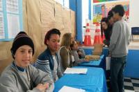 Feira de Matem�tica incentiva alunos na Escola B�sica Gaspar da Costa Moraes