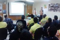 Defesa Civil realiza palestras sobre cuidados com produtos qu�micos perigosos