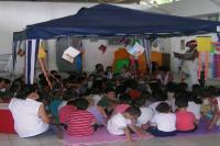 CEI promove Tenda Literária