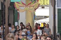 Casa lotada e muita folia no encerramento do Centenário do Mercado Público