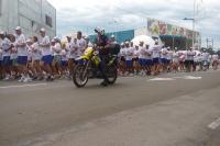 Corrida da Paz é a atração neste final de semana em Itajaí