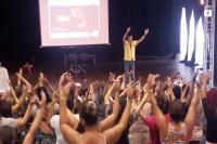 Educação com música é exemplo em Itajaí