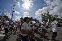 Corrida da Paz reúne centenas de participantes em Itajaí
