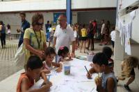 Volta do Programa Escola Aberta reúne grande público