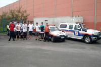 Defesa Civil inicia treinamento aquaviário mensal