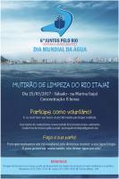 """Contagem regressiva para a sexta edição do """"Juntos pelo Rio"""""""