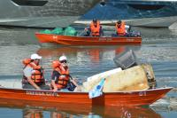 Juntos Pelo Rio recolhe mais de duas toneladas de lixo