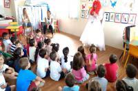 CEI estimula crianças à prática da higienização bucal
